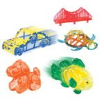 3DMagic Fabryka 3D – 3D Pen wkłady 3 ass. - 3d-magic-fabryka3d-figurki-3d - miniaturka