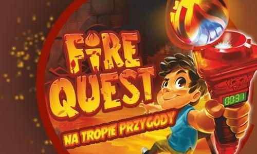 Fire Quest otrzymał wyróżnienie Zabawki Roku 2017 w kategorii gry aktywizujące!