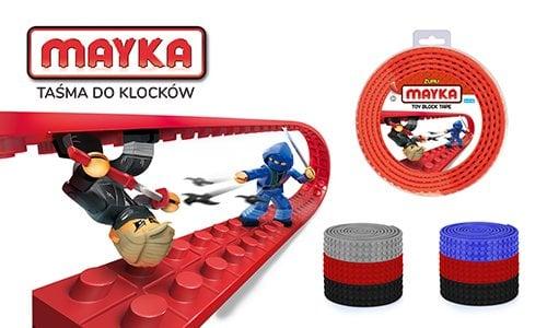 Mayka w czasopiśmie Rynek Zabawek