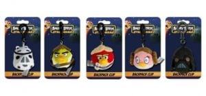 Angry Birds Star Wars Pluszowy brelok