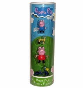 Świnka Peppa – Figurka z akcesoriami w tubie