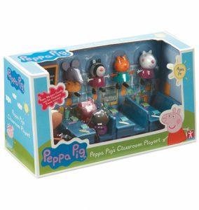 Świnka Peppa – Zestaw Klasa