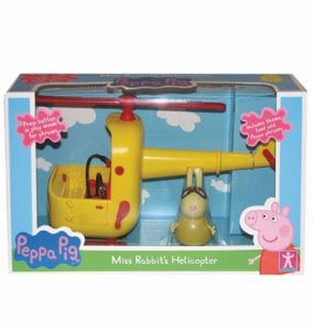 Świnka Peppa – Helikopter z dźwiękiem