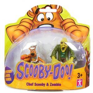 Scooby-Doo – Figurka 7 cm, 2-pack