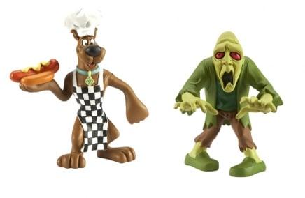 Scooby-Doo – Figurka 7 cm, 2-pack - csd05563_2_x