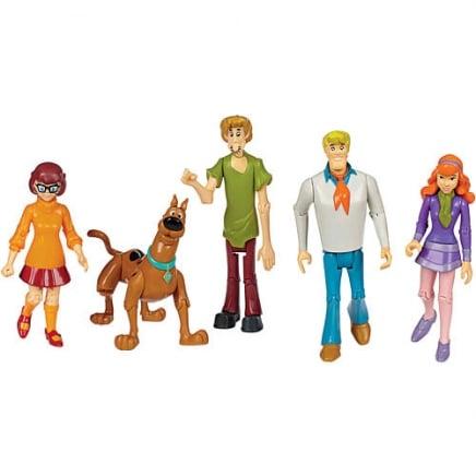 Scooby-Doo – Tajemnicza Spółka – Figurka 13 cm, 5-pack - csd05566_1_x