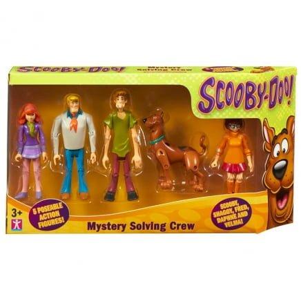 Scooby-Doo – Tajemnicza Spółka – Figurka 13 cm, 5-pack - csd05566_2_x