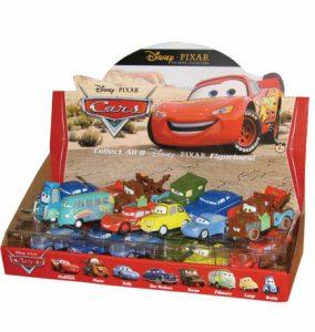 Cars – figurki kolekcjonerskie