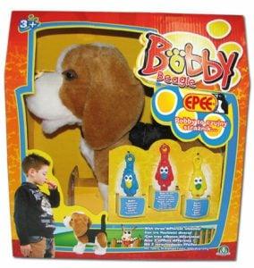 Piesek BOBBY Spaniel/Beagle