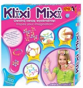 Klixi Mixi – Zestaw Startowy, 100 elementów