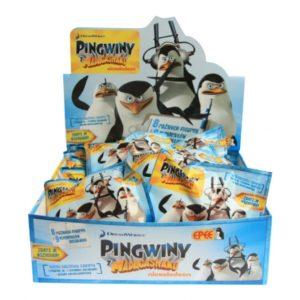 Pingwiny z Madagaskaru – Saszetka