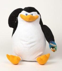 Pingwiny z Madagaskaru – Plusz 26 cm, 4 ass.