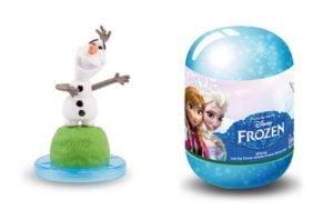 Frozen – Kraina Lodu – Figurka w kapsule