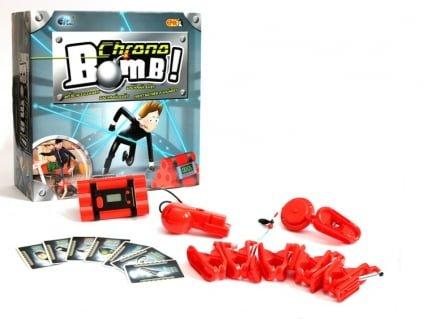 Chrono Bomb – Wyścig z Czasem