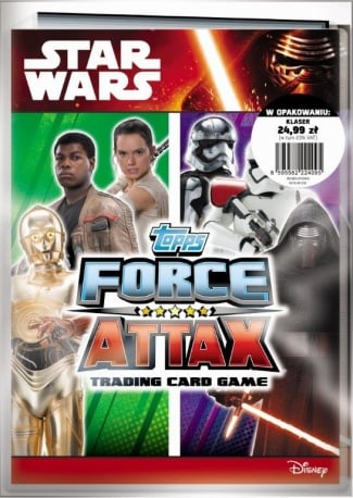 Star Wars Force Attax – Album kolekcjonerski - ep02409_1_x