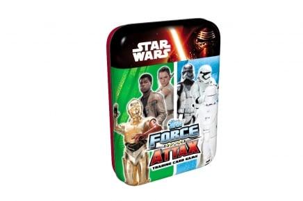 Star Wars Force Attax – Puszka z kartami