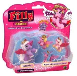 Filly Stars – Mama z trójką dzieci