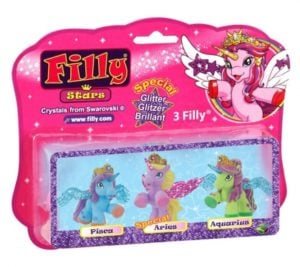 Filly Stars – 3-pack