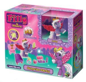 Filly Stars – Konik z akcesoriami, zestaw deluxe