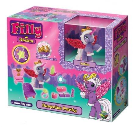 Filly Stars – Konik z akcesoriami, zestaw deluxe - ep02456_1_x