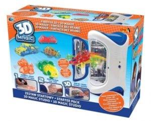 3D Magic – Fabryka 3D – Zestaw startowy z urządzeniem 3D