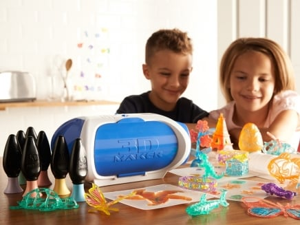 3D Magic – Fabryka 3D – Zestaw startowy z urządzeniem 3D - ep02615_2_x