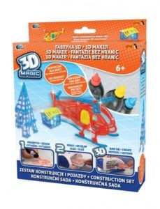 3D Magic – Fabryka 3D – Mega zestaw tematyczny