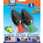 3D Magic – Fabryka 3D – Magiczne żele, 2-pack - ep02620_1_x - miniaturka