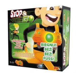 Stop & Go – Wyścig Agentów – zabawka interaktywna