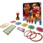 Fire Quest – Na tropie przygody – gra elektroniczna - ep02848_2_x - miniaturka