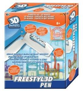3DMagic Fabryka 3D – 3D Pen urządzenie