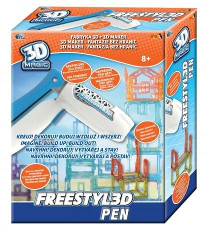 3DMagic Fabryka 3D – 3D Pen urządzenie - ep02857_1_x