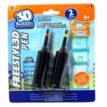 3DMagic Fabryka 3D – 3D Pen wkłady 3 ass. - ep02858_1_x - miniaturka