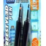 3DMagic Fabryka 3D – 3D Pen wkłady 3 ass. - ep02858_2_x - miniaturka