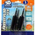 3DMagic Fabryka 3D – 3D Pen wkłady 3 ass. - ep02858_3_x - miniaturka