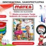 Mayka – Klockomania – taśma 1 metr (podwójna) - ep03056_3_x - miniaturka
