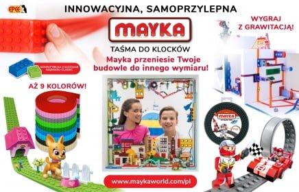Mayka – Klockomania – taśma 1 metr (podwójna)