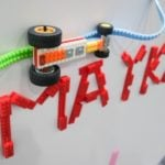 Mayka – Klockomania – taśma 1 metr (podwójna) - ep03056_4_x - miniaturka
