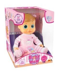 Baby Wow – Emma – mówiąca lalka