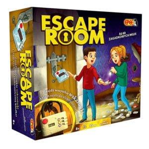 Escape Room – gra familijna