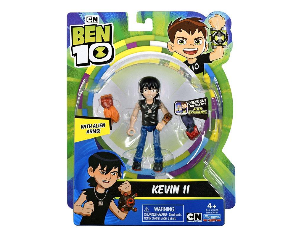 Ben 10 – Figurka podstawowa 13 cm - figurka-podstawowa-13cm-kevin11-pbt76100