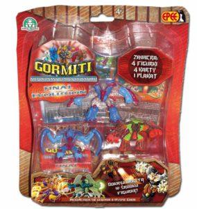 Gormiti FE – 4 pack