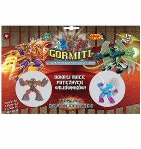 Gormiti FE – 2-pack