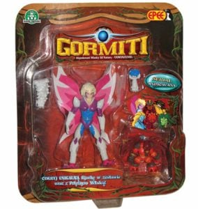 Figurka akcyjna Gormiti 12 cm z dodatkową unikalną figurką