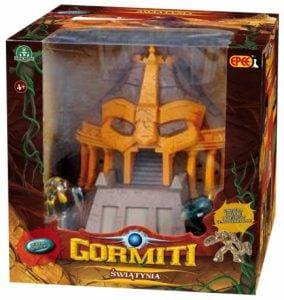Gormiti S1 – Świątynia