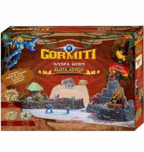 Gormiti Film S1 – Wyspa Gorm