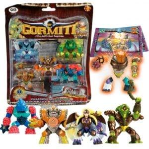 Gormiti Titanium – 5 pack