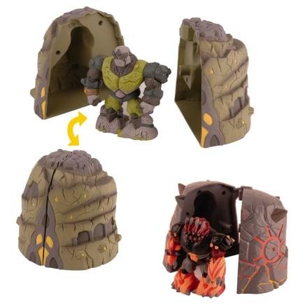 Gormiti Titanium – Moc Gormu, zestaw + figurka - gph01441_2_x