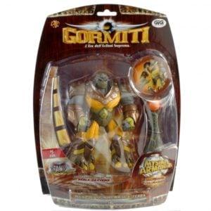 Gormiti Titanium – Figurka 15 cm + Oko Życia
