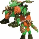 Gormiti FE – Zestaw Strażnik z magnetyczną figurką Gormiti - gph01509_7_x - miniaturka